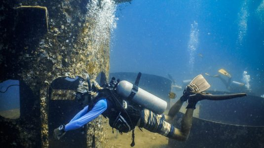 PADI Advanced Open Water Sattakut