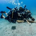 PADI Advanced Open Water Flotabilidad