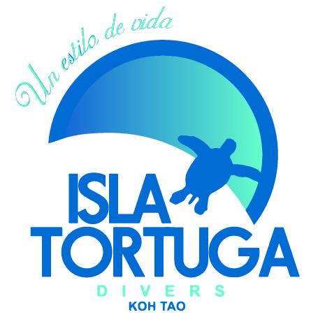 islatortugadivers.com koh tao cursos de buceo en español logo nuevo