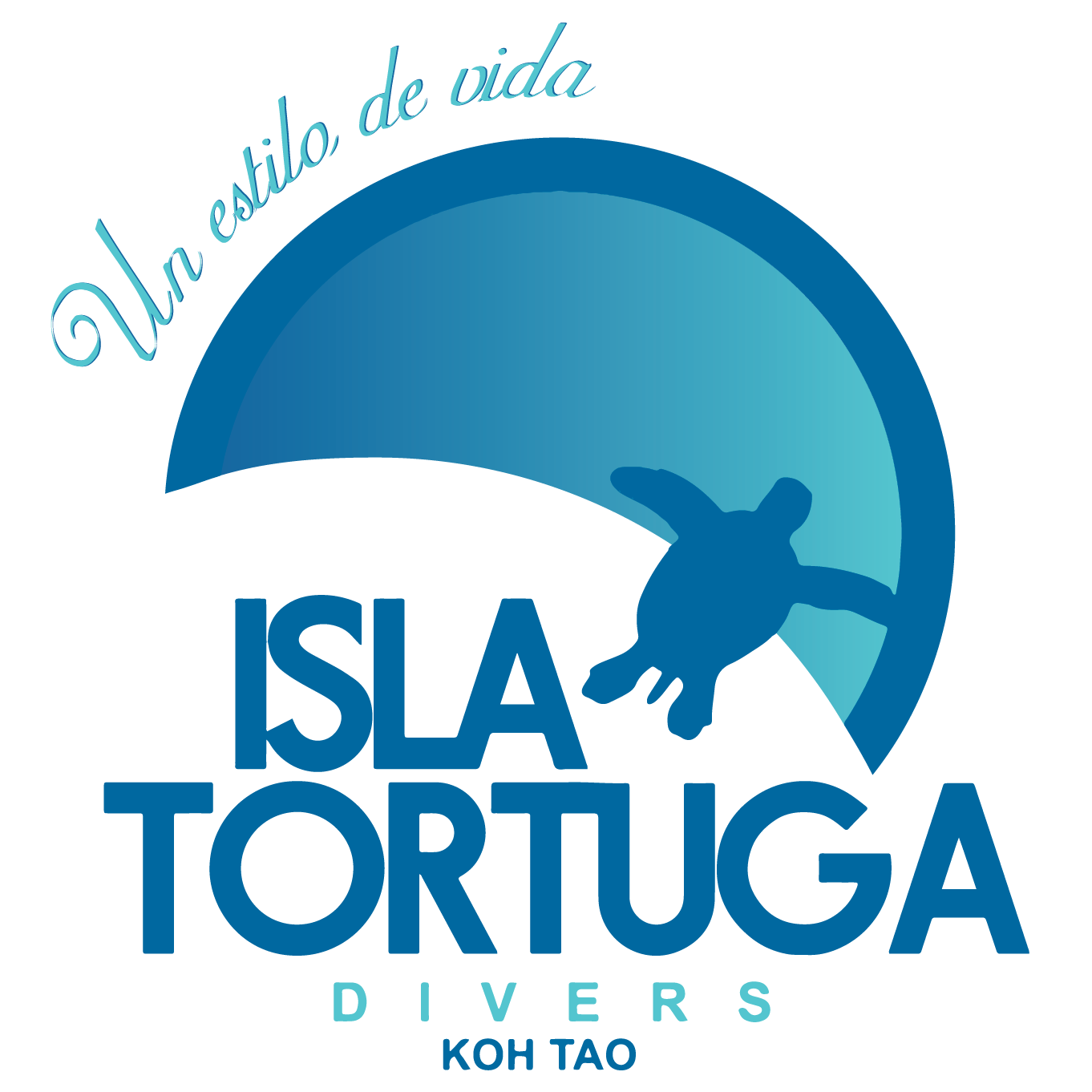 islatortugadivers.com koh tao logo identidad PADI advanced open water diver