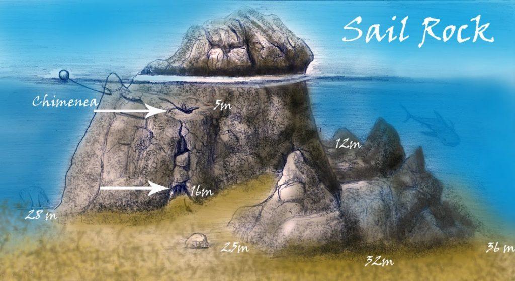 www.islatortugadivers.com-isla-tortuga-divers-koh-tao-SAIL-ROCK-map