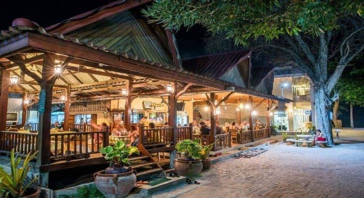 islatortugadivers.com koh tao restaurantes-pranees-restaurant