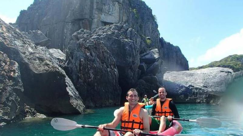 islatortugadivers.co koh tao ang thong roca caliza nacinal parque