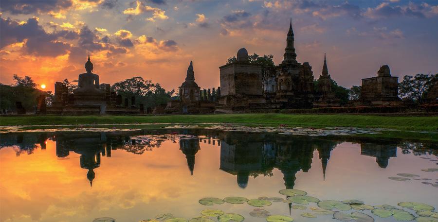 islatortugadivers.com koh tao historia de tailandia Sukhothai