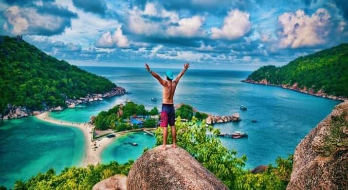 islatortugadivers.com koh tao Koh nang yuan mirador